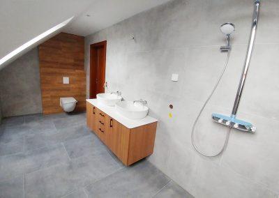 Łazienka przed i po 1